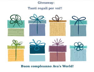 giveaway ava's world
