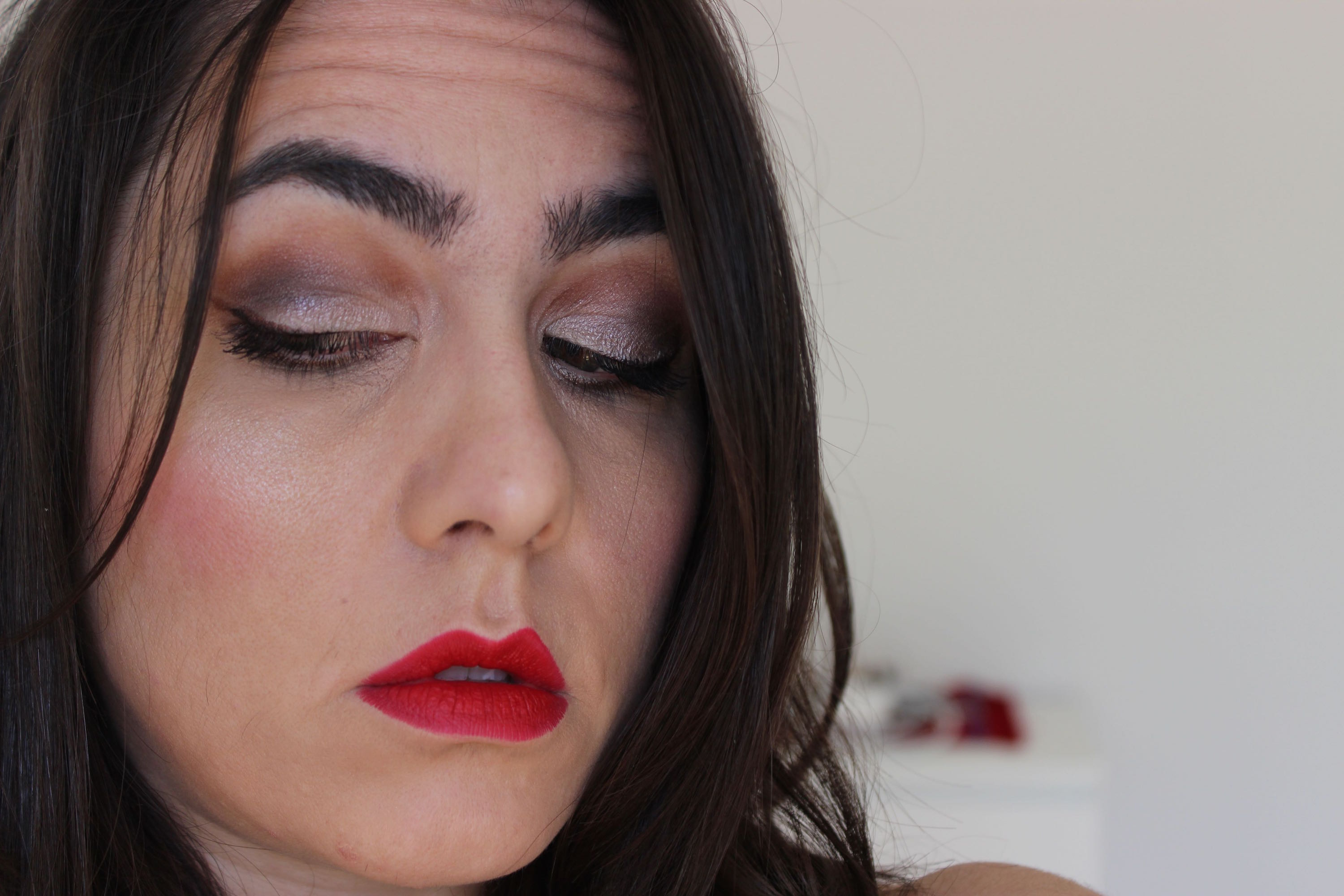 primo piano mac red ruby woo