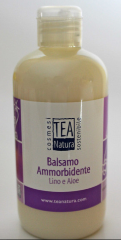balsamo ammorbidente Tea natura