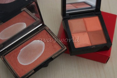 sleek rose gold givenchy in vogue orange
