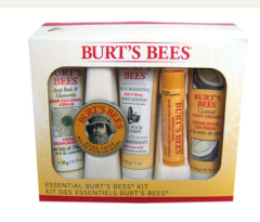 burt s bees essential set