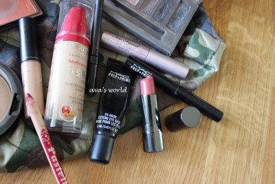 prep prime lips e occhi nabla panta rei too faced mascara