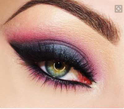 Make up di kamilcia su makeup geek