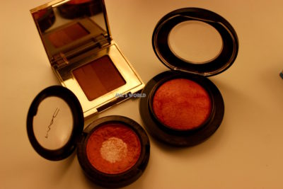 blush petal power e red obsessed (casual color) mac