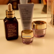 estee lauder advanced night repair perfectly cream advanced time zone antirughe contorno occhi