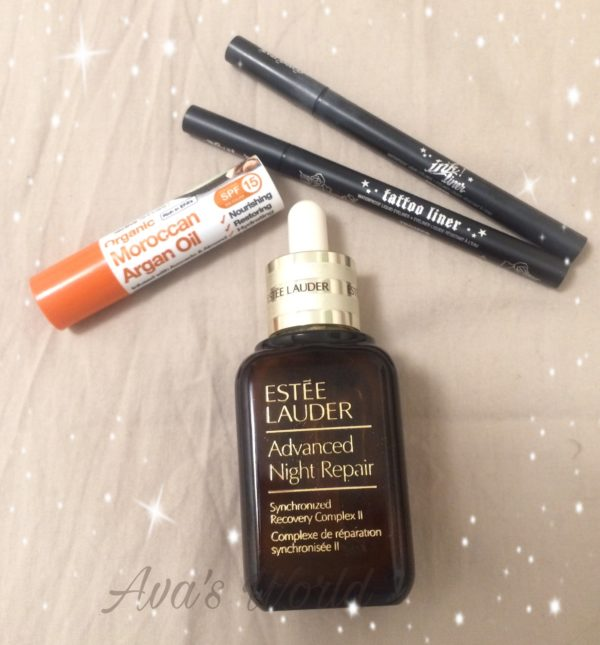 estee lauder advanced night repair siero kat von d dr organic