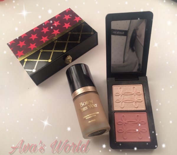 nutcracker lipstick illuminante contour mac born this way too faced
