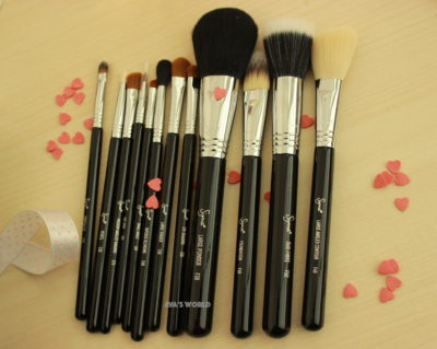 sigma essential brush kit