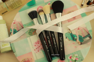 sigma essential brush kit face viso